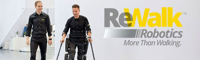 ReWalk Robotics - More than walking