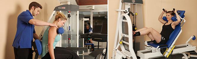 Weitere Übungen im Gesundheitszentrum Halsig in Bad Fallingbostel